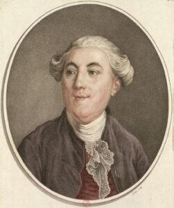 Porträt von Jacques Necker (1732-1804), um 1789.