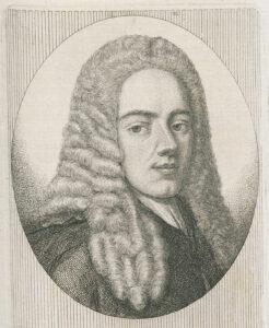 Jean-Jacques Burlamaqui, um 1799.