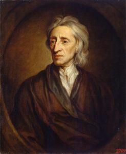 John Locke, 1697.