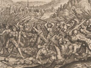 The Battle of Kappel am Albis in 1531 ended in a resounding defeat for Zurich.