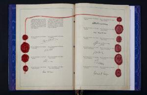 Konvention zum Schutze der Menschenrechte und Grundfreiheiten Rom, 1950.
