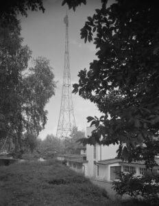 Landessender Monte Ceneri, 1960