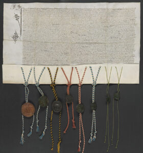 The Zweite Kapeller Landfrieden (Second Territorial Peace of Kappel) of 1531 governed relations between Catholics and Protestants.
