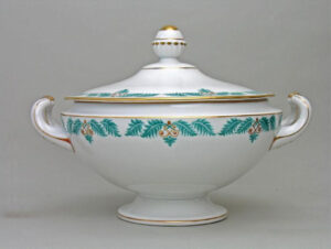 Langenthal soup tureen from 1930.