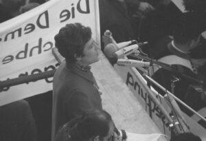Emilie Lieberherr, 1969.