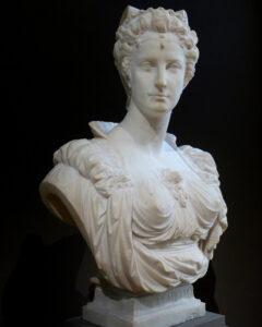 Bianca Capello, 1863.