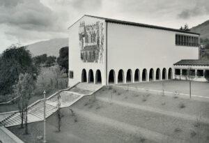 The Bundesbriefarchiv (now the Bundesbriefmuseum), established in 1936.