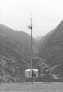 Norm Umsetzer im Wallis 1969