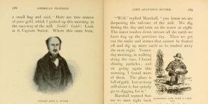 American Pioneers, Buch, 1905.