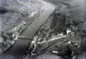 Kaiserstuhl am Rhein.
