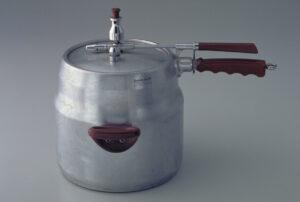Sigg pressure cooker, around 1950.