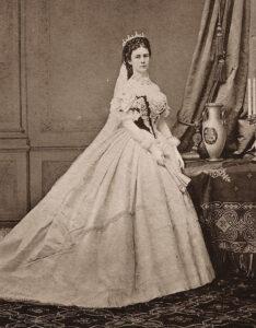Elisabeth von Österreich-Ungarn, 1867.