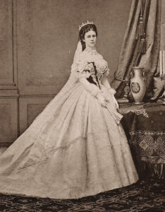 Elisabeth of Austria-Hungary, 1867.