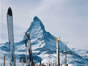 Switzerland – a nation of skiers: How much is reality? How much is myth?