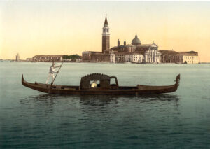 Photochrome de Venise.
