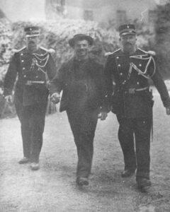 Luigi Lucheni appeared 'happy' upon his arrest.