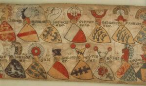 Ce parchemin date du début du XIVe siècle.