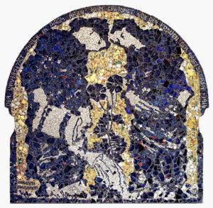 «Werden», Mosaik in der Wandelhalle der Universität Zürich, 1914